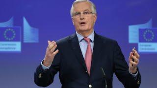 Michel Barnier: Irish border checks