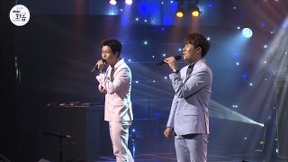 Homme - I Was Able To Eat Well, 옴므 - 밥만잘먹더라 [2016 Live MBC harmony with 정오의희망곡] 20160726