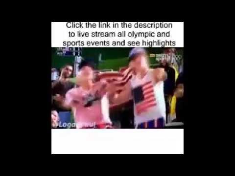 Когда с другом засветился на Олимпийских играх в Рио 2016