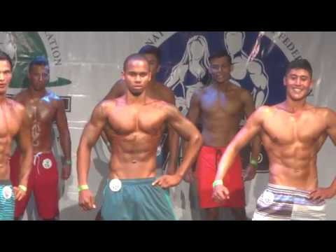 WNBF NATURAL CUP CDMX 2017 MENS PHYSIQUE NENEFITNESS