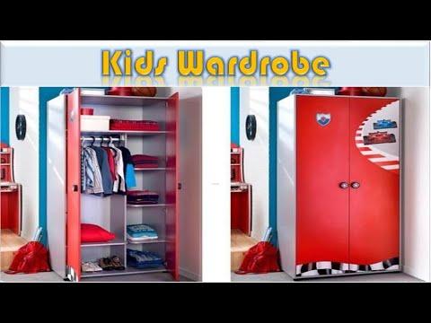 Interior Design#Kids Wardrobe (For Purchase Check Description Link )