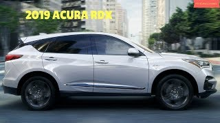 2019 Acura RDX  - Interior and Exterior - Phi Hoang Channel.