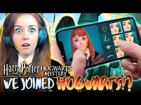 🔮🗲 YER A WIZARD, CLARE🗲 🔮 (Harry Potter Hogwarts Mystery! #1🦉)