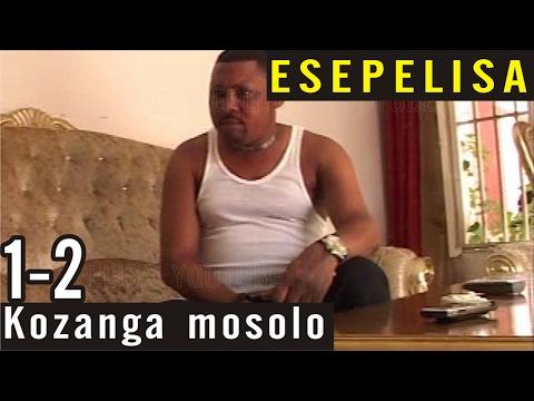 NOUVEAUTÉ 2015: Kozanga Mosolo 1-2 -Groupe EMAP Les Amoureux Du Théâtre New Formule-Emanuel Panzo