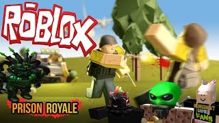 The FGN Crew Plays: ROBLOX - Prison Royale (PC)