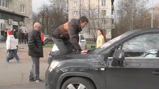 Stop a Douchebag SPB - Children In the Car