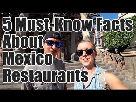 #73. 5 Important Facts About Mexico Restaurants
