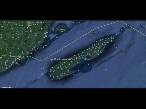 Isle Royale National Park ~ Quick Day Trip Tour