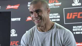 Fight Night Fortaleza: Media Day Highlights