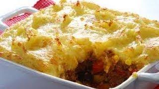 Receta: Pastel De Papas Casero - Silvana Cocina Y Manualidades