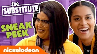 Lilly Singh did WHAT?! 😆 Exclusive Sneak Peek of 'The Substitute' | #FunniestFridayEver