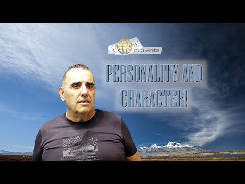 Vic's World - Personality and Character