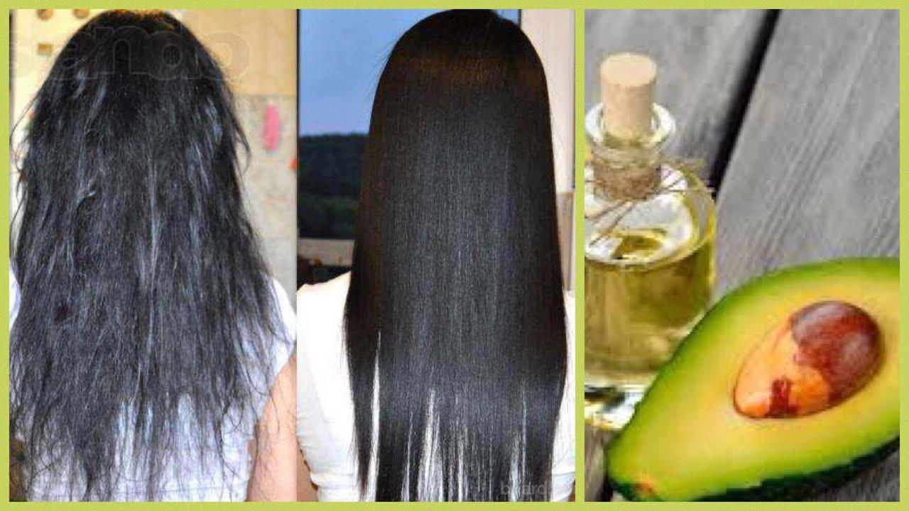 beneficios aceite de aguacate para el cabello