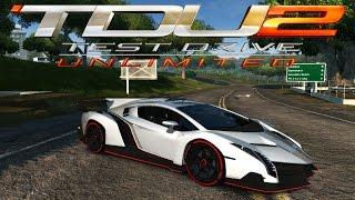 TDU 2 - Lamborghini Veneno Autopack Part II