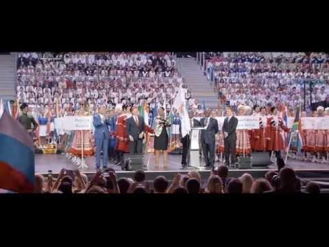 Tshwane in Sochi - World Choir Games 2016