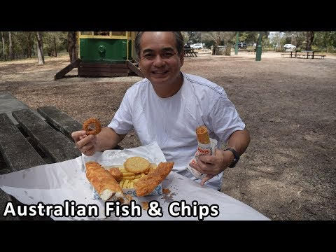 AUSTRALIAN FISH & CHIPS - Melbourne Food Tour