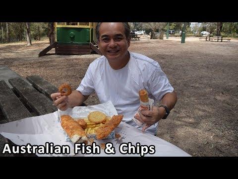 AUSTRALIAN FISH & CHIPS - Melbourne Food Tour