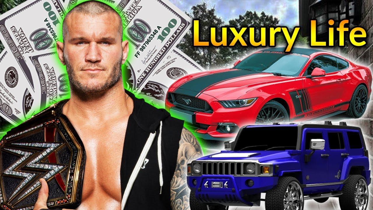 Randy Orton Luxury Lifestyle | Bio, Family, Net worth ...