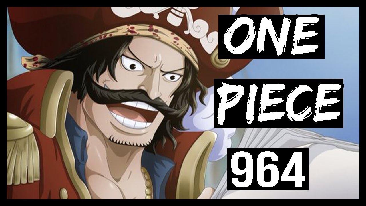 L'APPARITION DE TOKI ! ONE PIECE 964 - YouTube