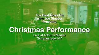 Christmas at Arthur's Market with Joe Sinatra