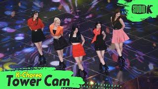 [K-Choreo Tower Cam 4K] 로켓펀치 직캠 'Ring Ring' (Rocket Punch Choreography) l @MusicBank KBS 210604