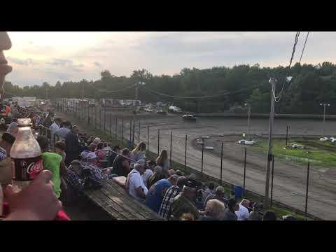 Hilltop Speedway - Ministock Heat 3 - 6/21/19