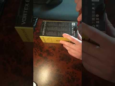 Миша Hator Vortex EVO USB Black (HTM-310)