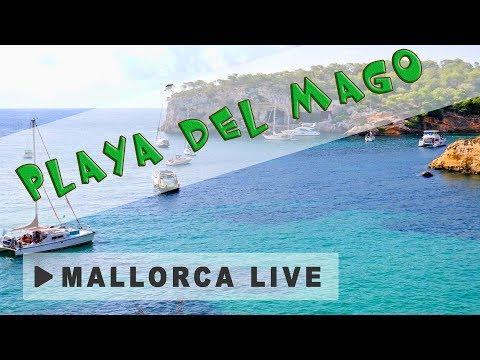 Traumhafte FKK Bucht Playa del Mago in Portals Vells auf Mallorca