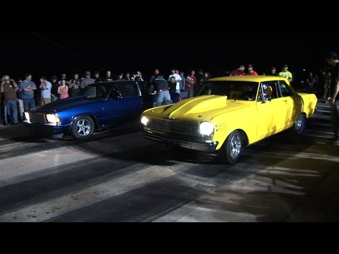 LEGAL Street Racing For CA$H - Coffeyville Street Drags