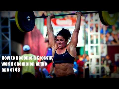 How to become a Crossfit world champion at the age of 43