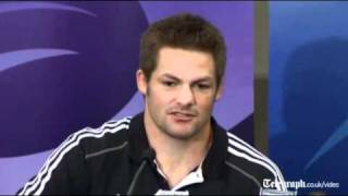 Rugby World Cup 2011: New Zealand fit and ready for quarter-final against Argentina