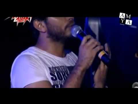 YouTube   Tamer Hosny   Slow medley  Live Part 1