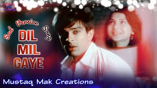 Dil Mil Gaye | Humse Hasi Humse Khushi | Title Song Sad Version