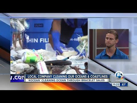 4Ocean working to rid ocean pollution