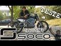 SUPER SOCO Tc - Uma 🛵 Eléctrica acessível finalmente!!? 🤔