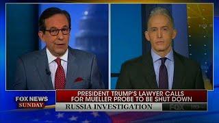 Top Republicans warn Trump: Let Robert Mueller do his job