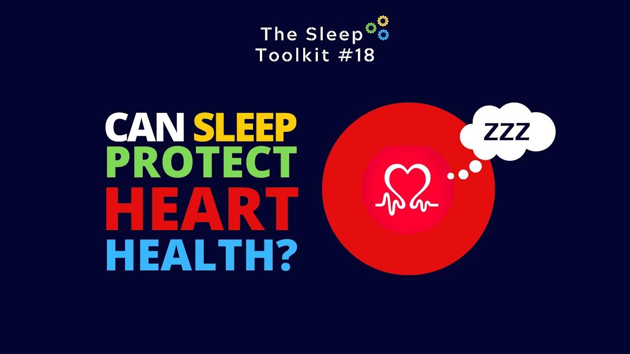 Can Sleep Protect Heart Health?