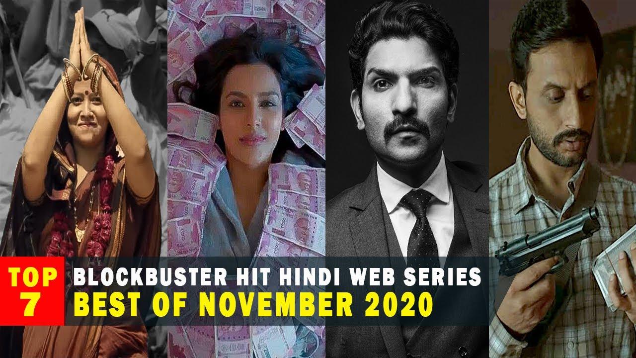 Download Top 7 Best November 2020 Hindi Web Series Best Of November 2020