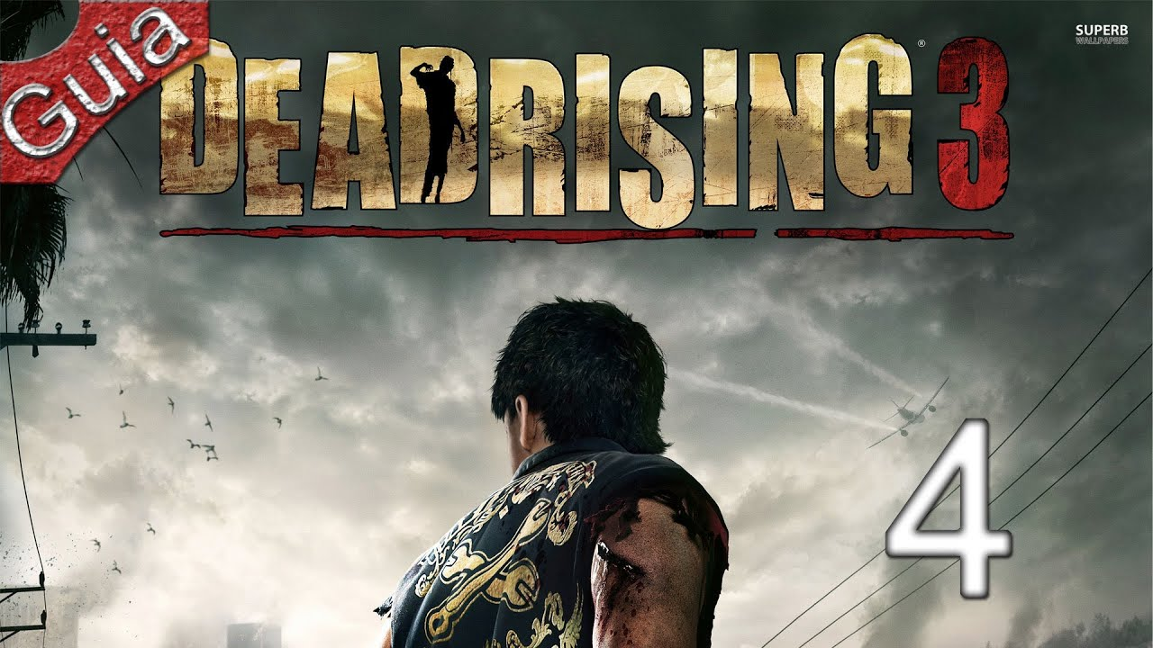 Dead Rising 3 Walkthrough Parte 4 Español Xbox One Youtube