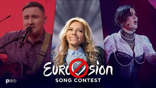 All Entries That Never Got To Perform On The Eurovision Stage ( 12/03/21 )