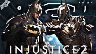 Injustice 2 Online - DESTROYING A TRASH TALKER!