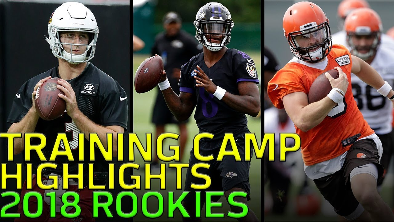8c3dc0c29 First Look at Notable Rookies in Training Camp  Jackson