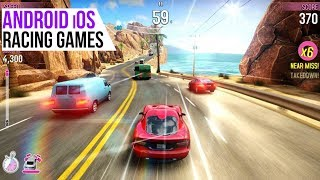 Top 7 INSANE Racing Games for Android/iOS of 2018 | Offline and Online