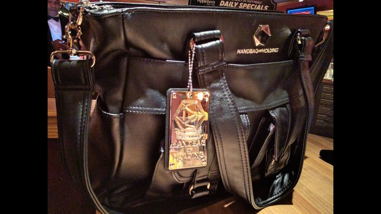 afde9f64fb08 FAITH S FEELS! Handbag of Holding BAG REVIEW! ‡ Faith Grenade - YouTube