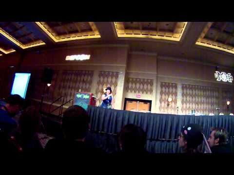 DEFCON 20: Robots: You're Doing It Wrong 2 [CAM] Part 1/4