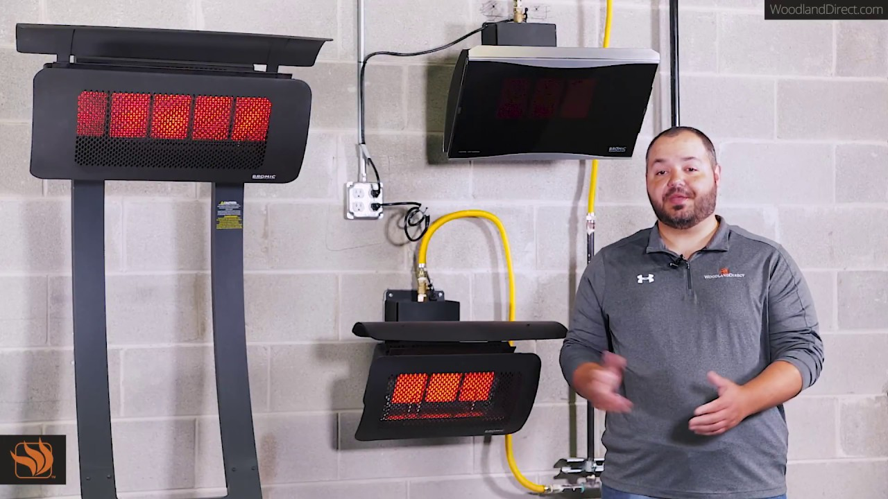 Bromic Tungsten Smart Heat Portable Heater Youtube