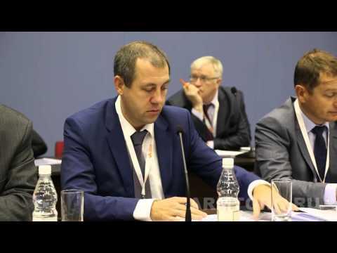 В.А. Середёнок («Газпром»). Доклад о закупочной политике ПАО Газпром в рамках импортозамещения