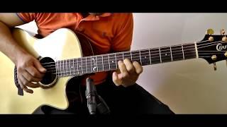 """Мгновения - гитара """"17 Мгновений Весны"""""""