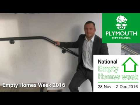 Empty Homes Week 28 November - 2 December 2016
