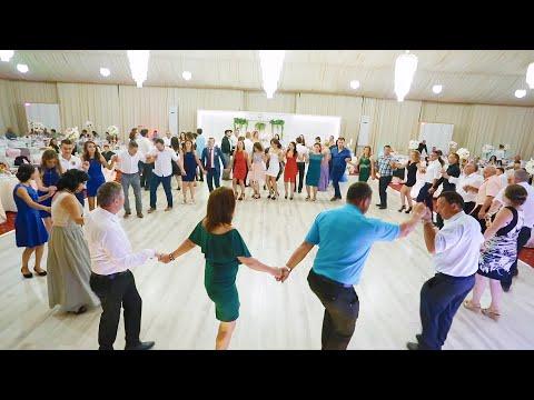Dansuri Populare din Bucovina Trilisesti, Schioapa, Balaceana, Rusasca